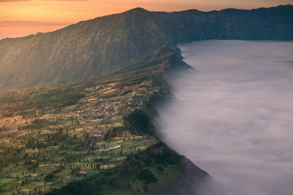 Чеморо, Индонезия