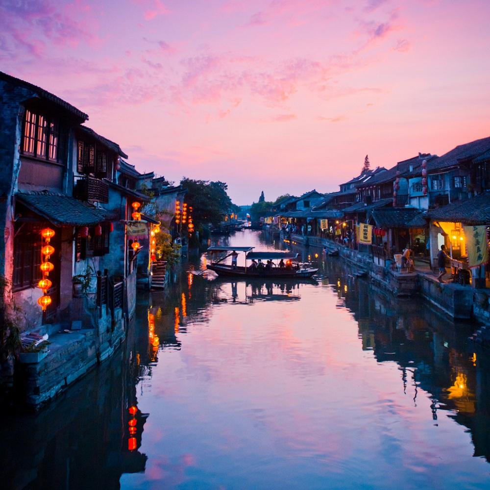 Ситан, Китай