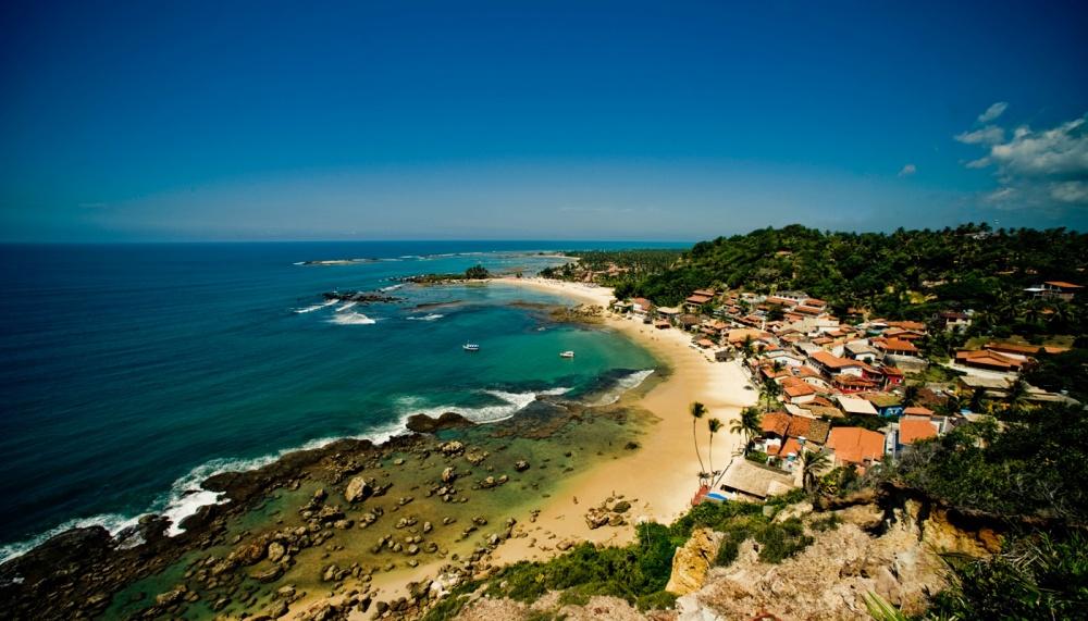 Морро, Бразилия